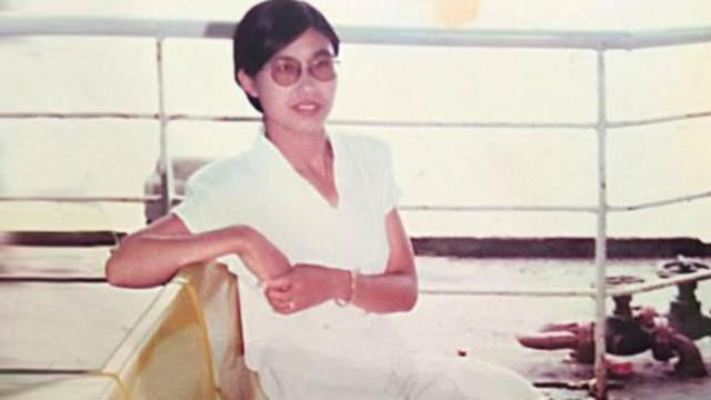 La difunta Sra. Li Fengmei
